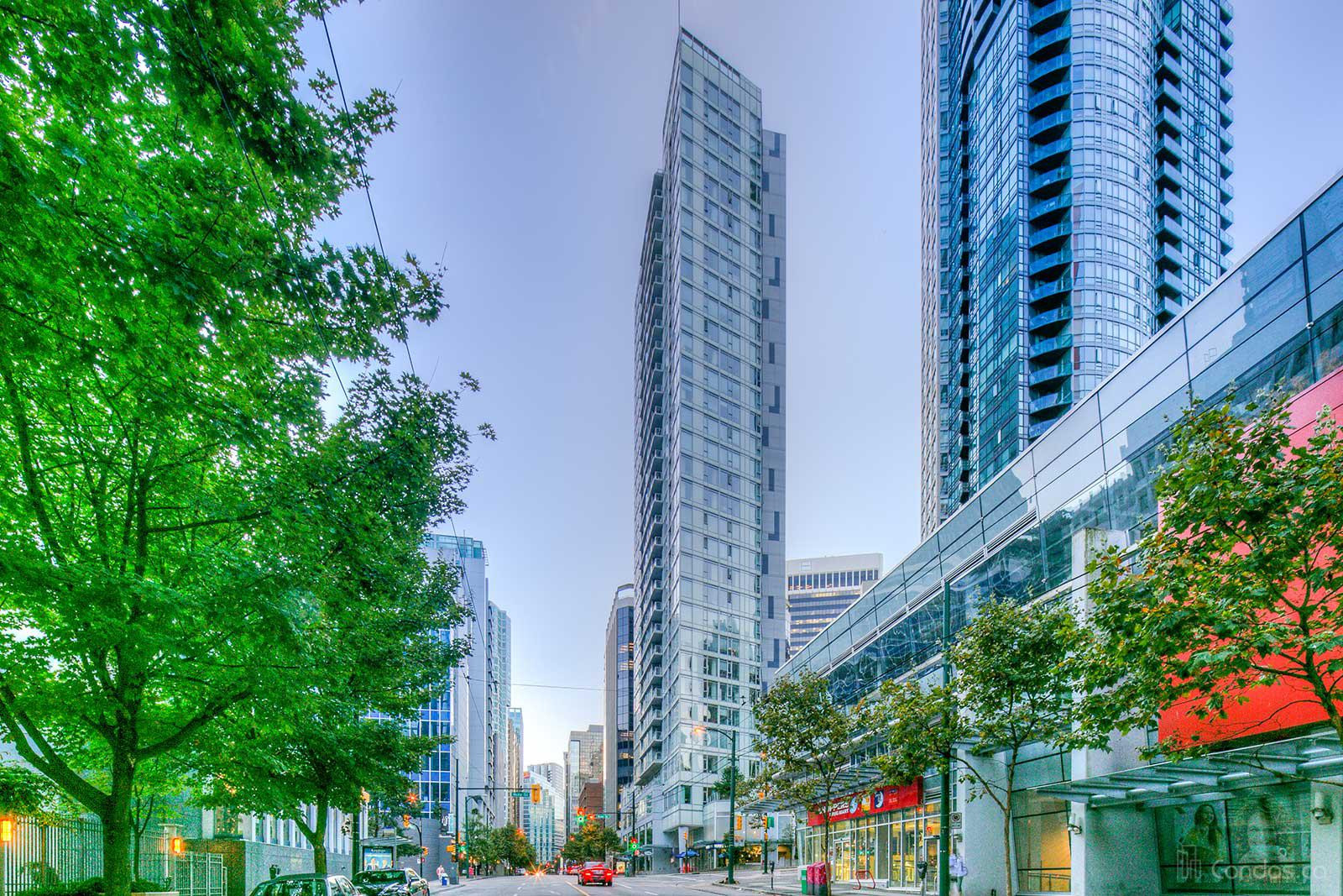 The Sapphire at 1188 W Pender St, Vancouver 1