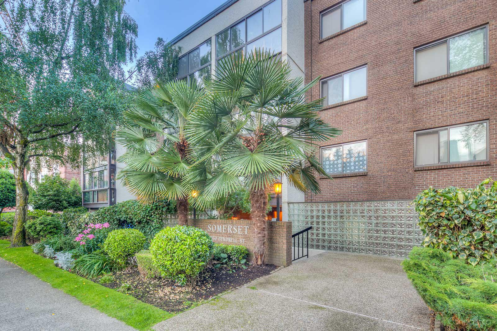 Somerset at 1140 Pendrell St, Vancouver 0