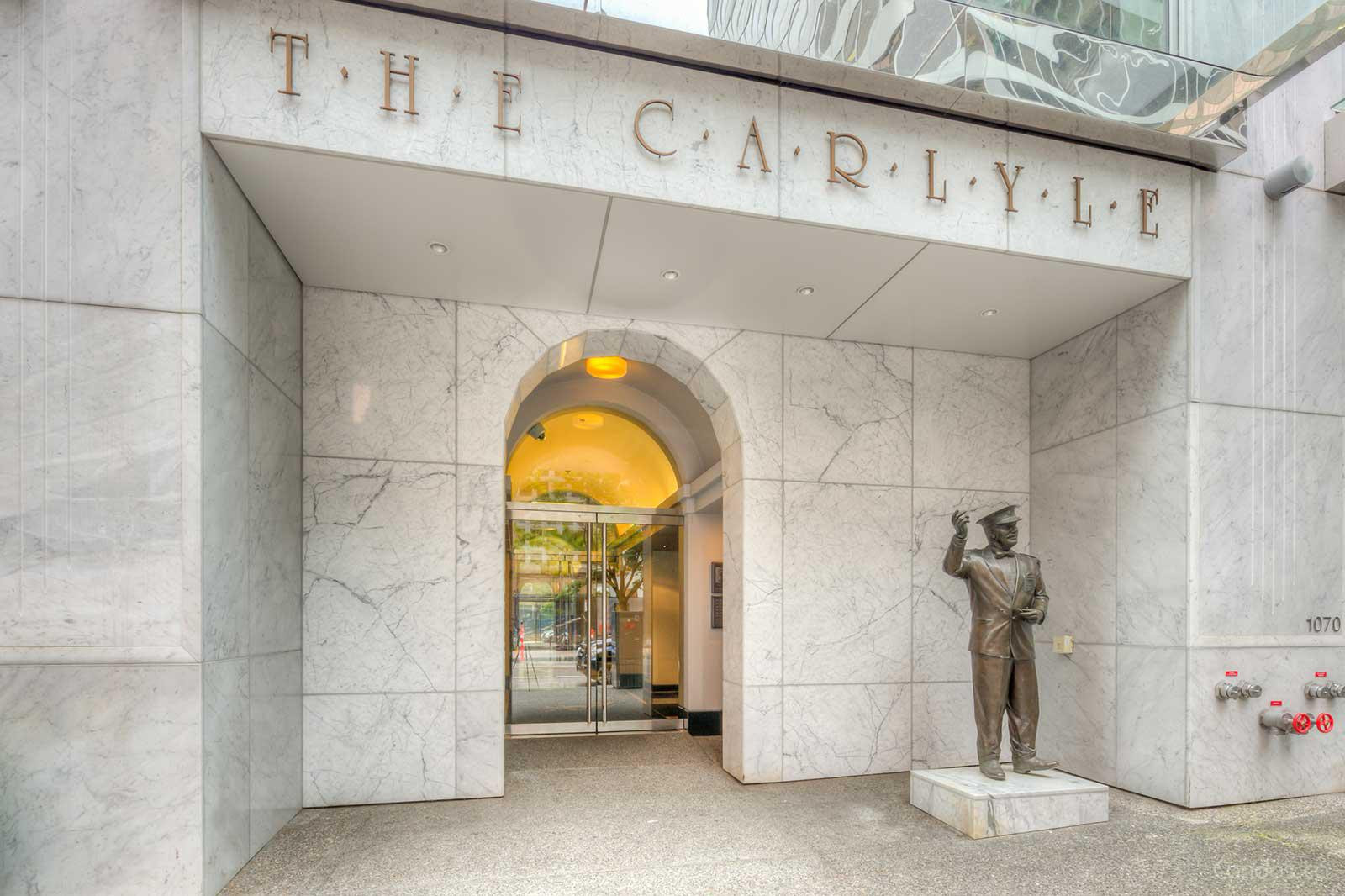 The Carlyle at 1060 Alberni St, Vancouver 0