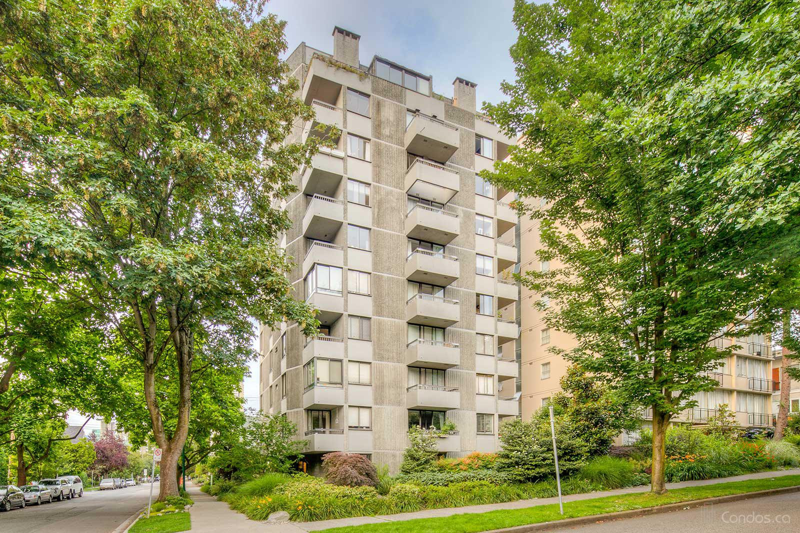 The Chartwell at 1108 Nicola St, Vancouver 1