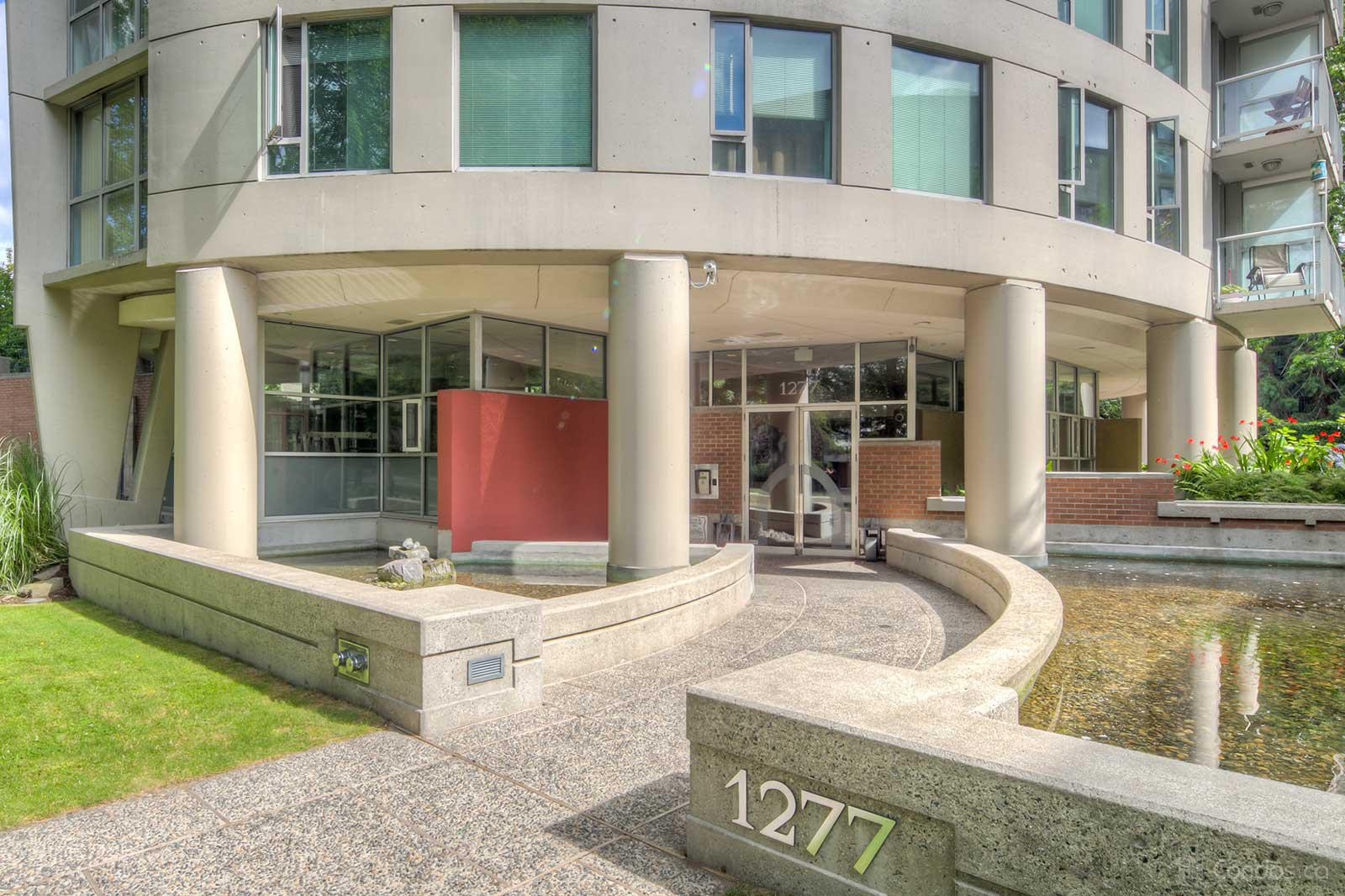 The Jetson at 1277 Nelson St, Vancouver 0