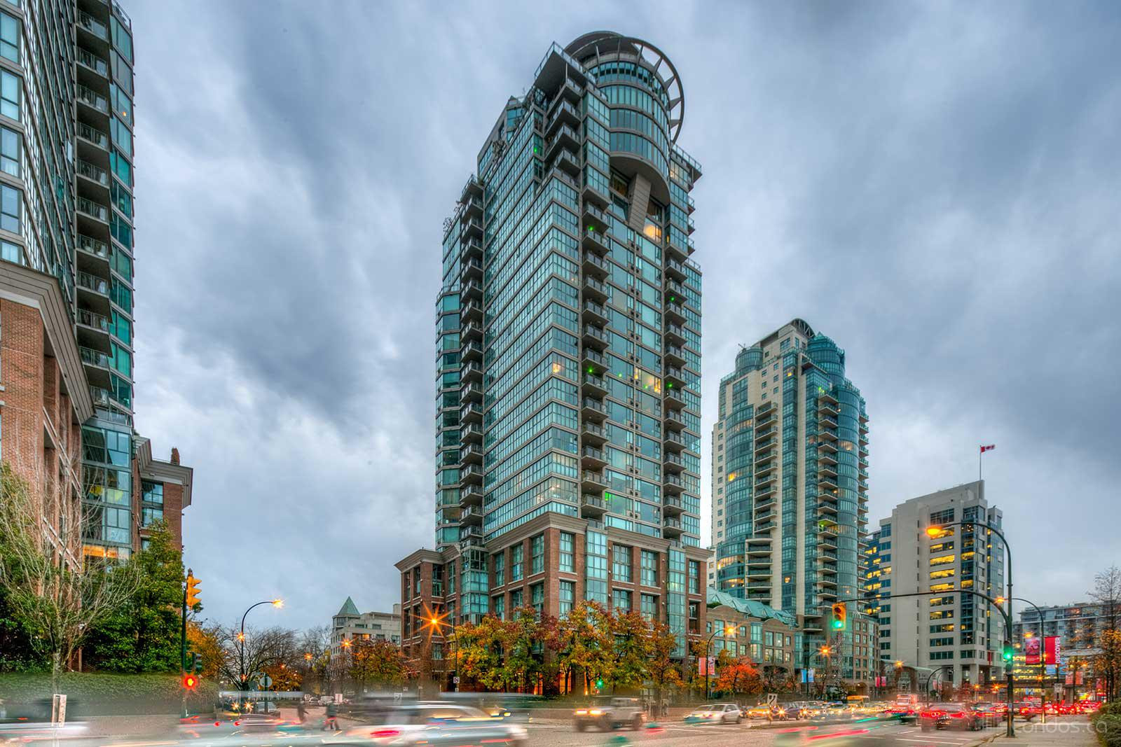City Gate III at 1128 Quebec St, Vancouver 0