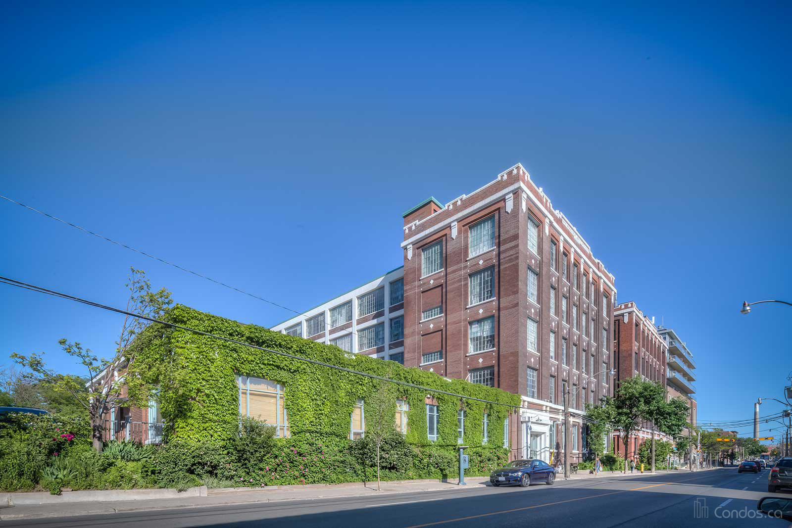 Wrigley Lofts at 245 Carlaw Ave, Toronto 0