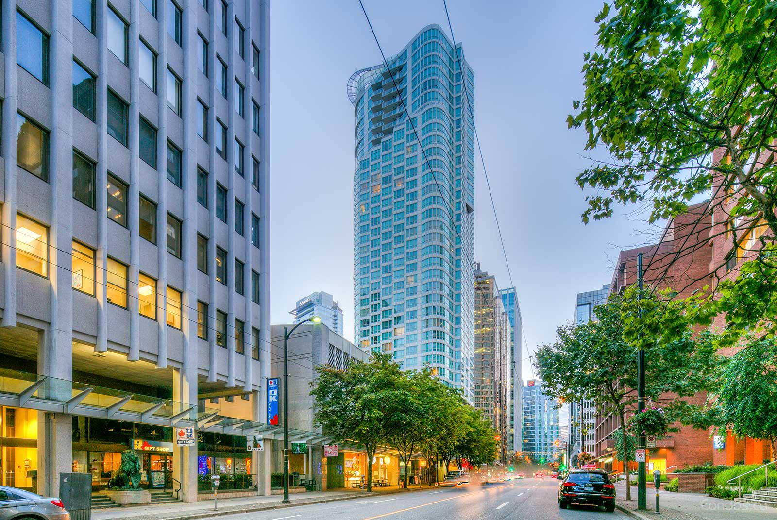 The Vantage at 1111 W Pender St, Vancouver 0
