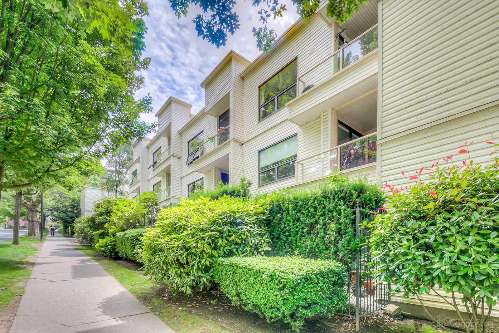 Tiffany Court at 1345 Comox St, Vancouver 1