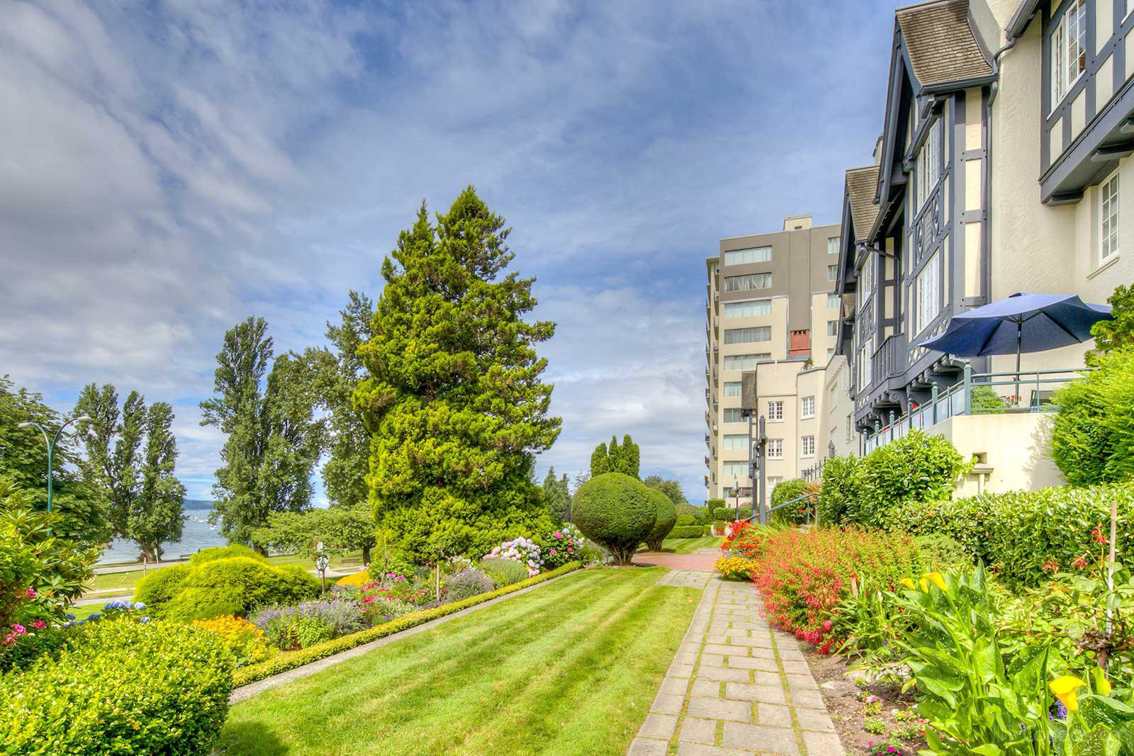 Tudor Manor at 1311 Beach Ave, Vancouver 0