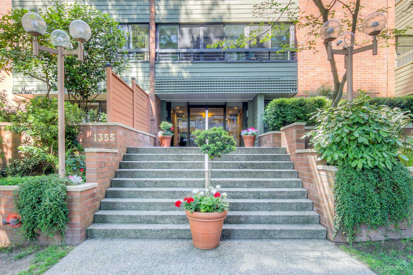 Vanier Court at 1355 Harwood St, Vancouver 0