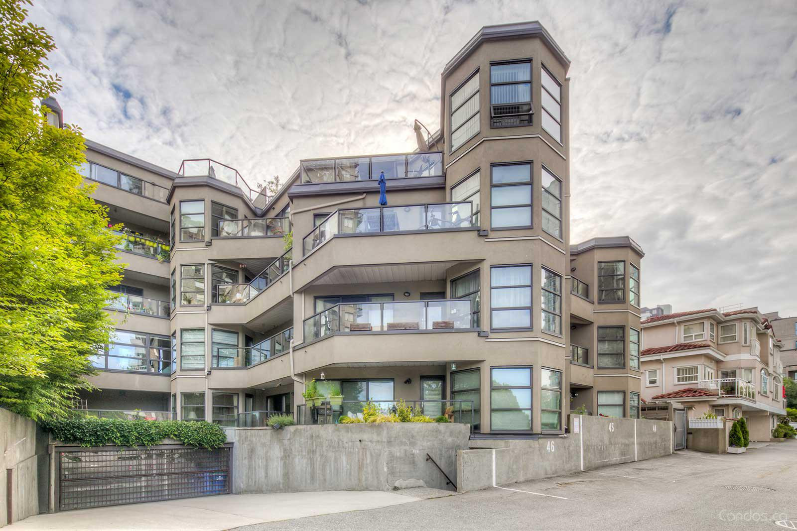 Westgate Landing at 1106 Pacific St, Vancouver 0