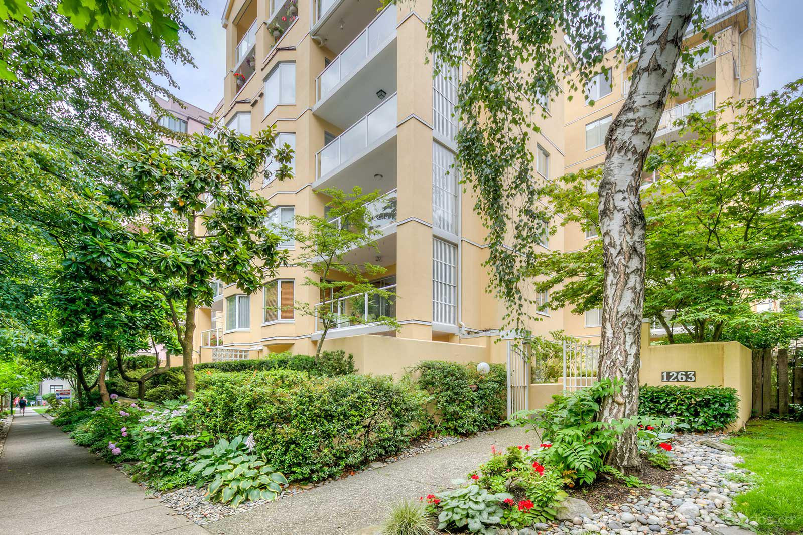 Westpoint Terrace at 1263 Barclay St, Vancouver 0