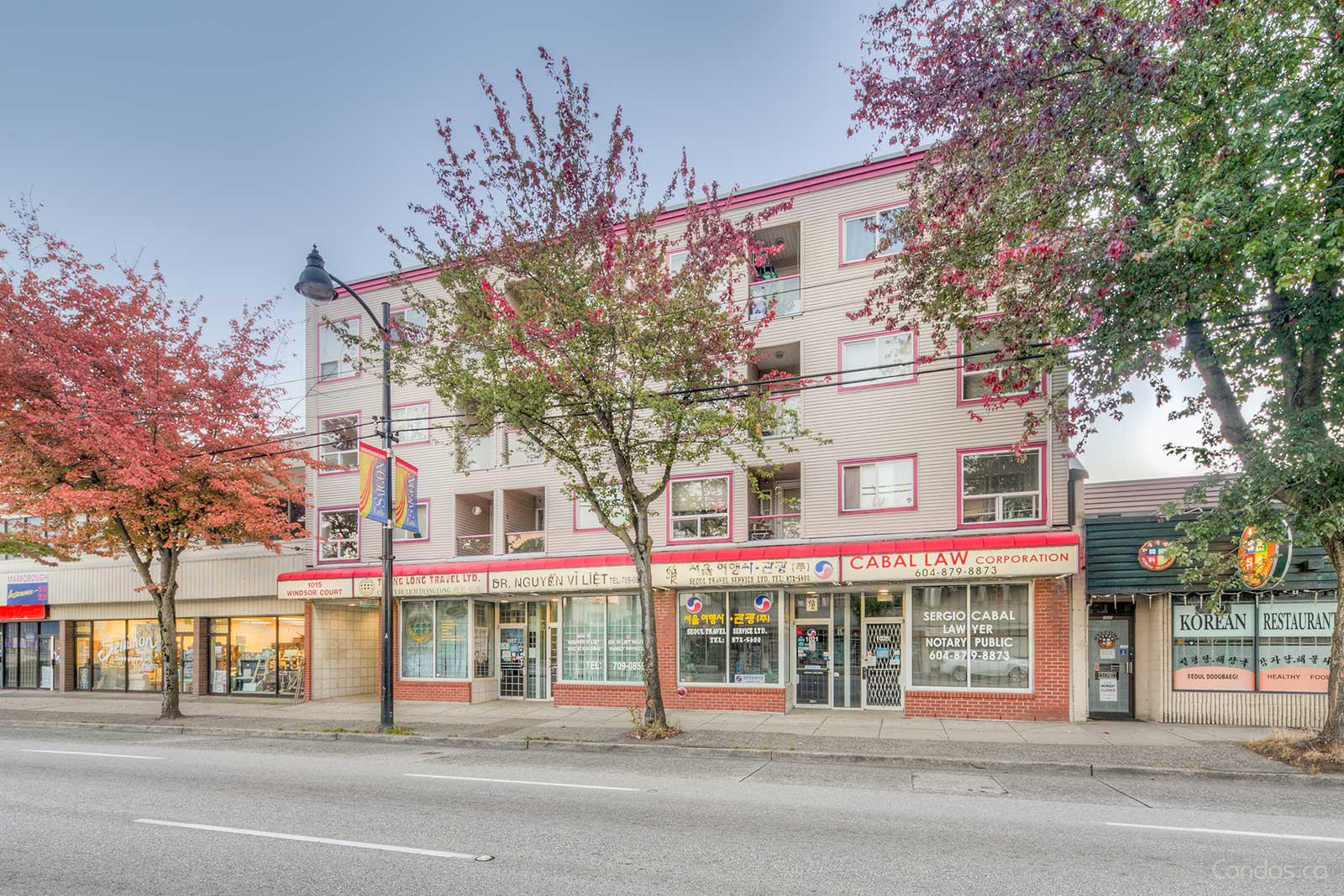 Windsor Court at 1015 Kingsway, Vancouver 0
