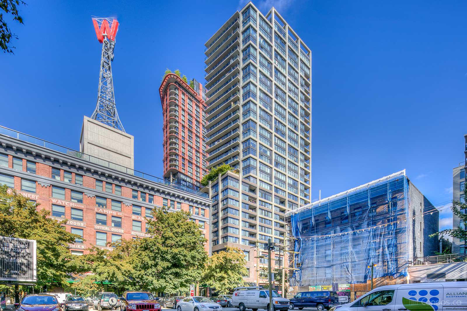 Woodwards W32 at 108 W Cordova St, Vancouver 0