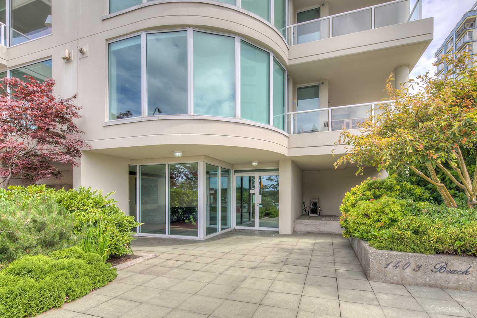 1403 Beach at 1403 Beach Ave, Vancouver 0