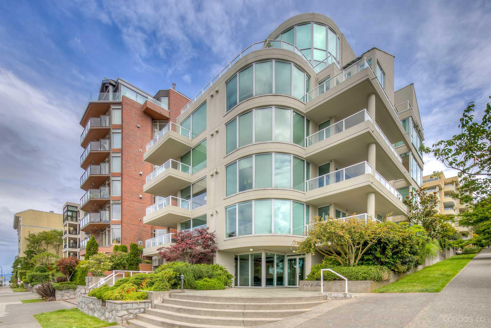 1403 Beach at 1403 Beach Ave, Vancouver 1