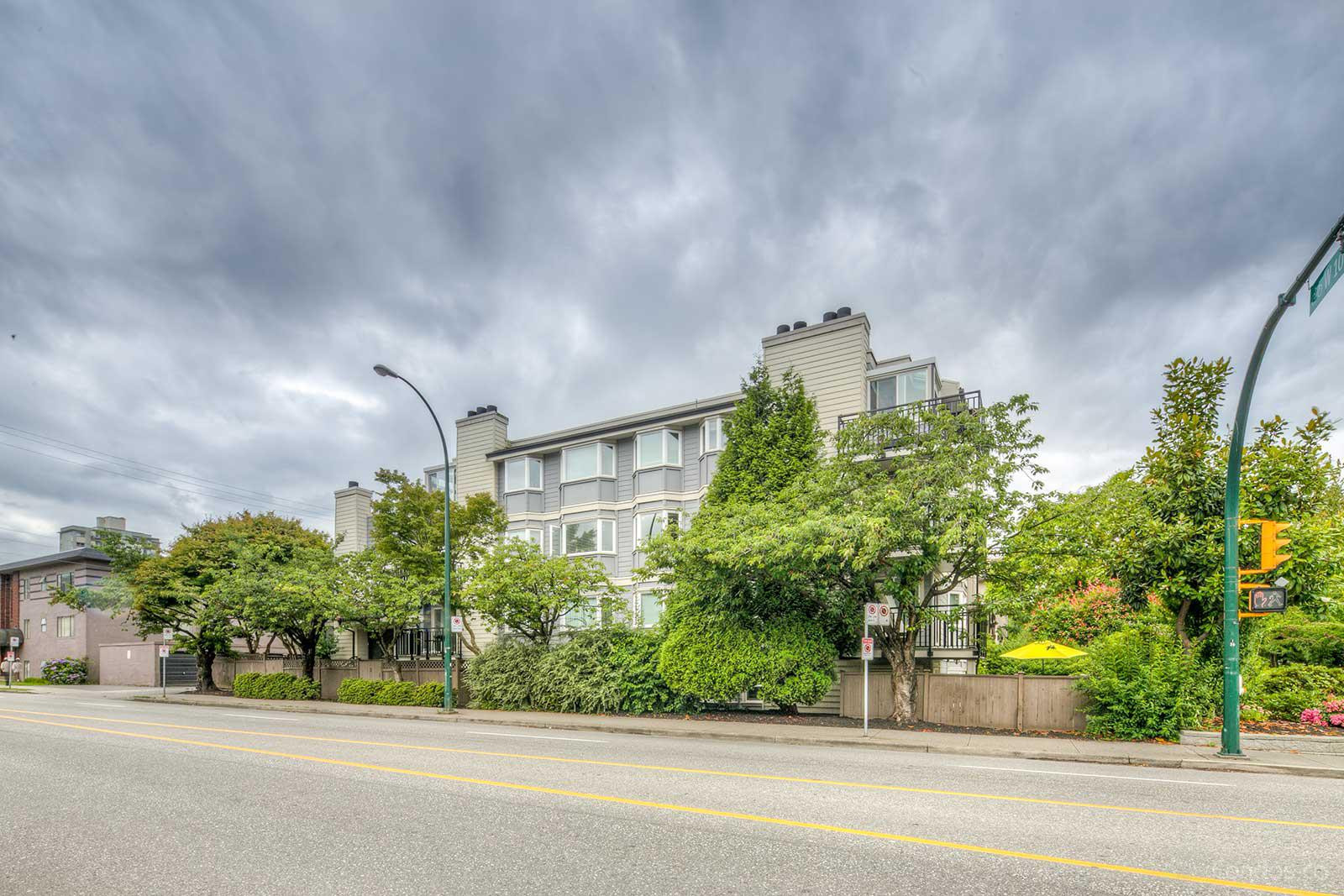 1606 West 10th at 1606 W 10th Ave, Vancouver 0