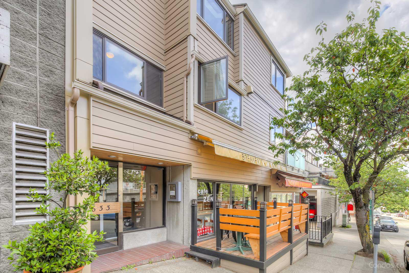 1633 Yew Street at 1633 Yew St, Vancouver 0