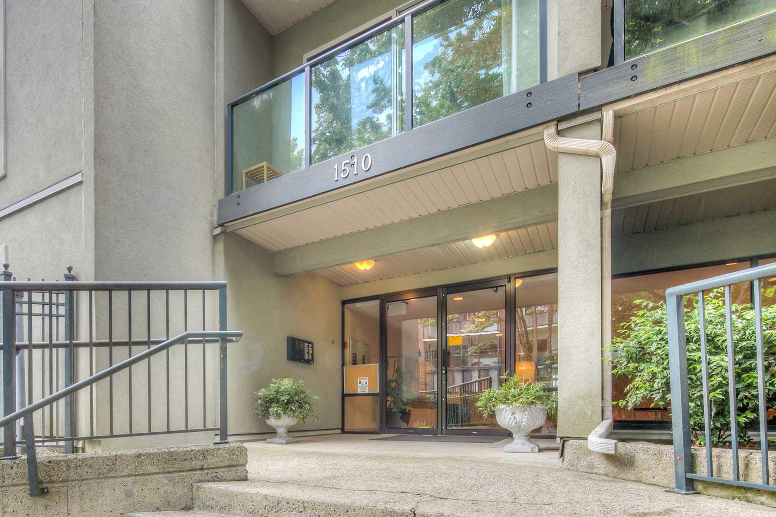 Ashbury Place at 1510 Nelson St, Vancouver 0