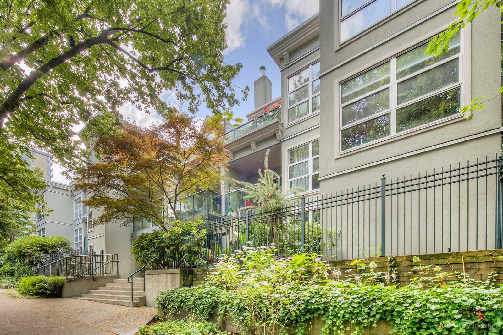 Ashbury Place at 1510 Nelson St, Vancouver 1