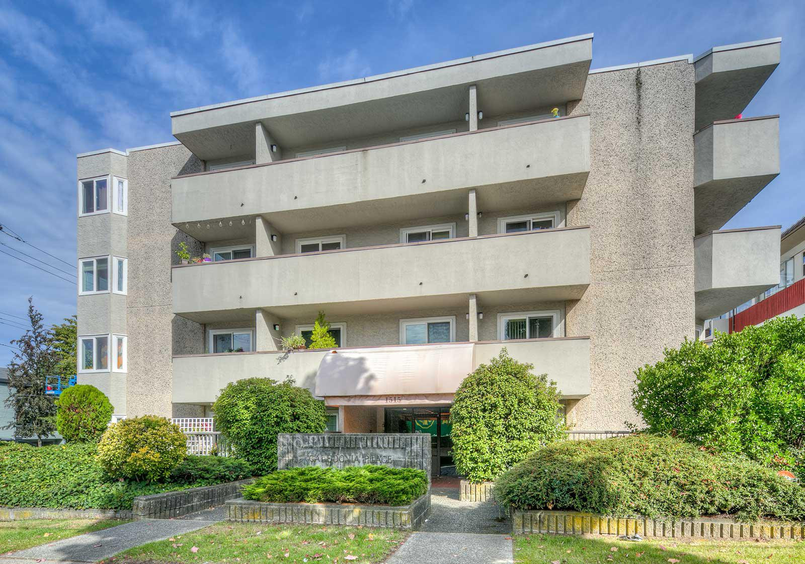 Caledonia Place at 1515 E Broadway, Vancouver 0