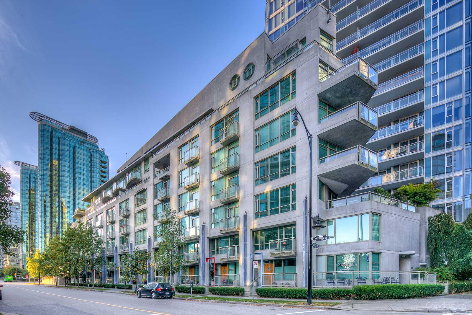 Dockside at 1478 W Hastings St, Vancouver 0