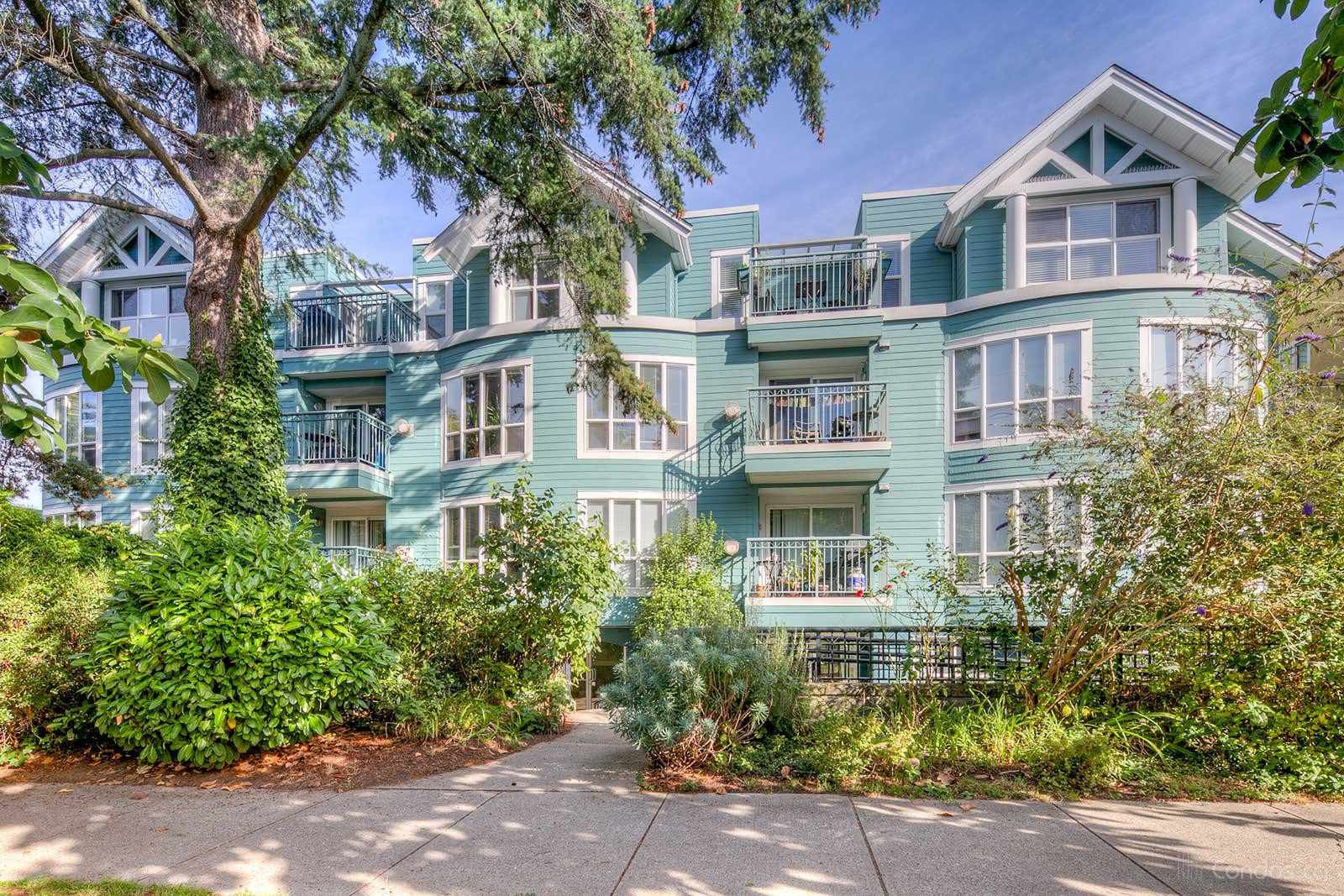 Evergreen Place at 1617 Grant St, Vancouver 0