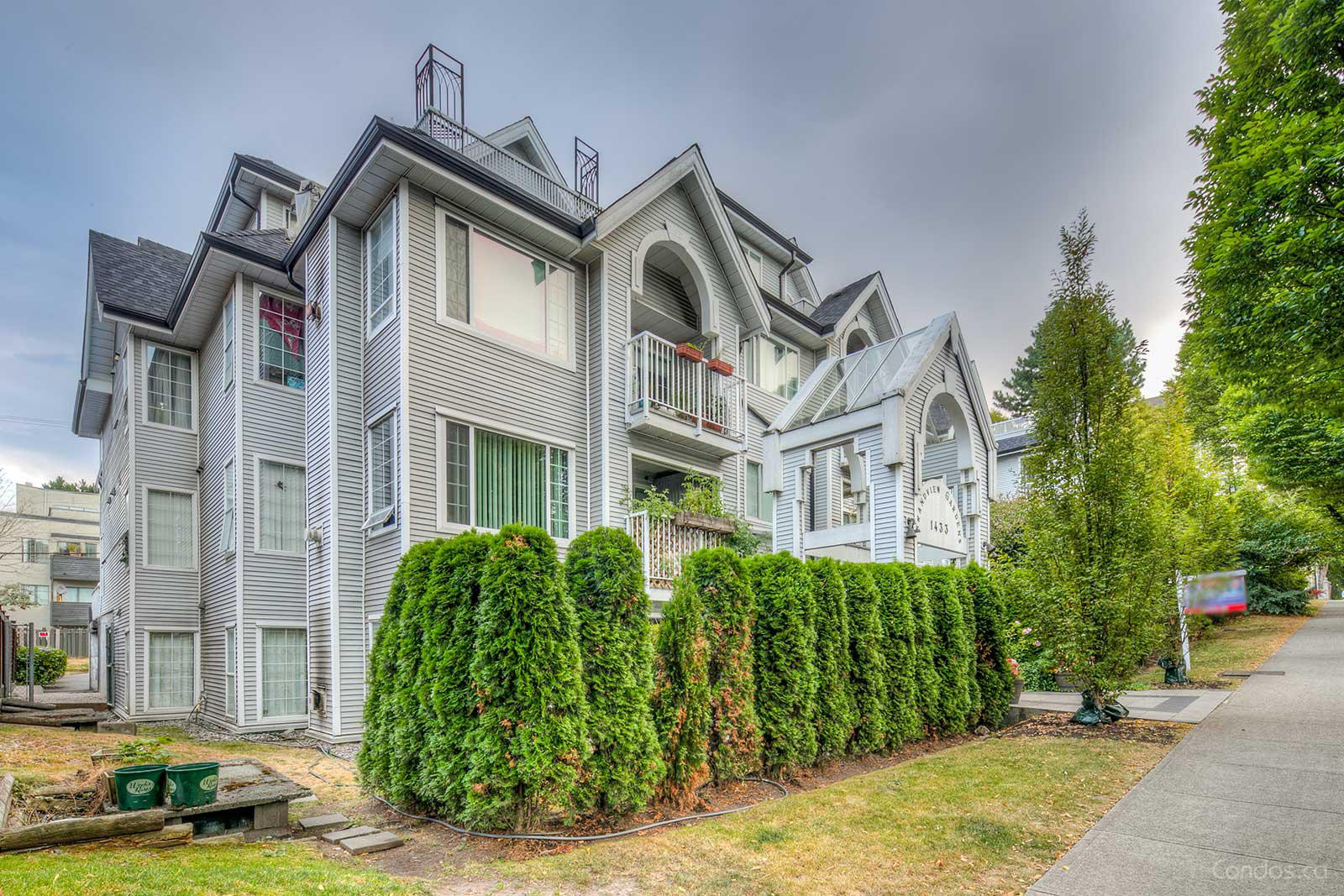 Grandview Gardens at 1433 E 1st Ave, Vancouver 1