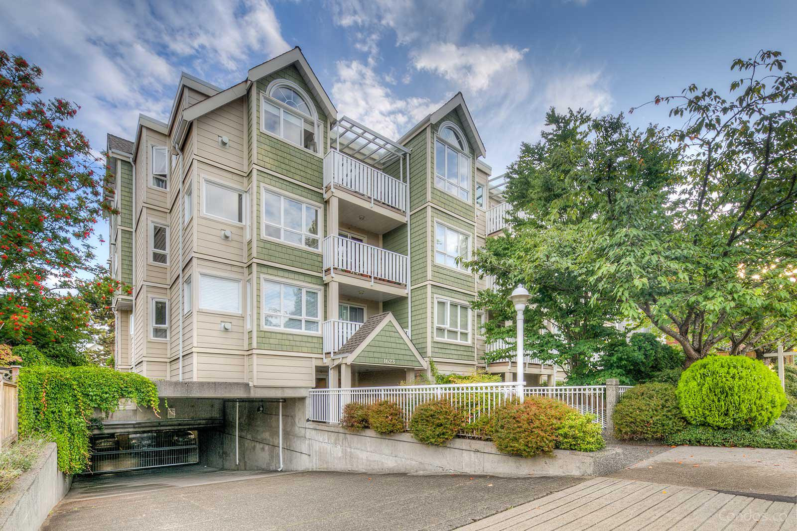 Grandview Manor at 1623 E 2nd Ave, Vancouver 0