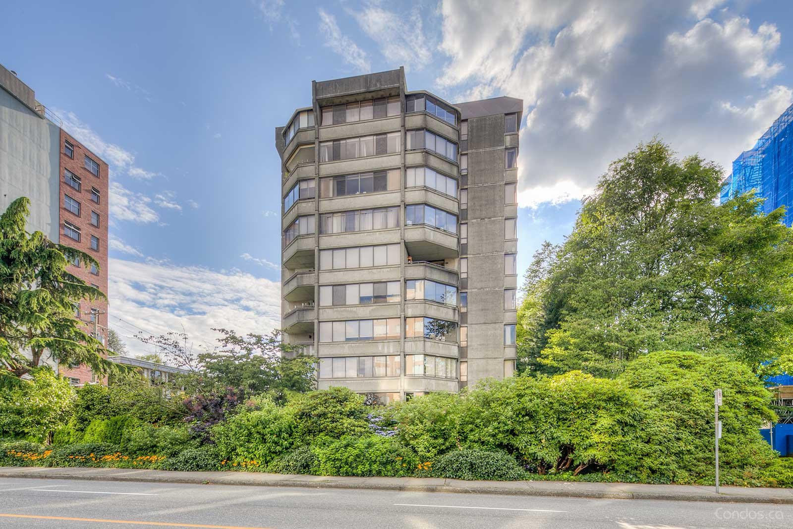 Granville Gardens at 1616 W 13th Ave, Vancouver 1