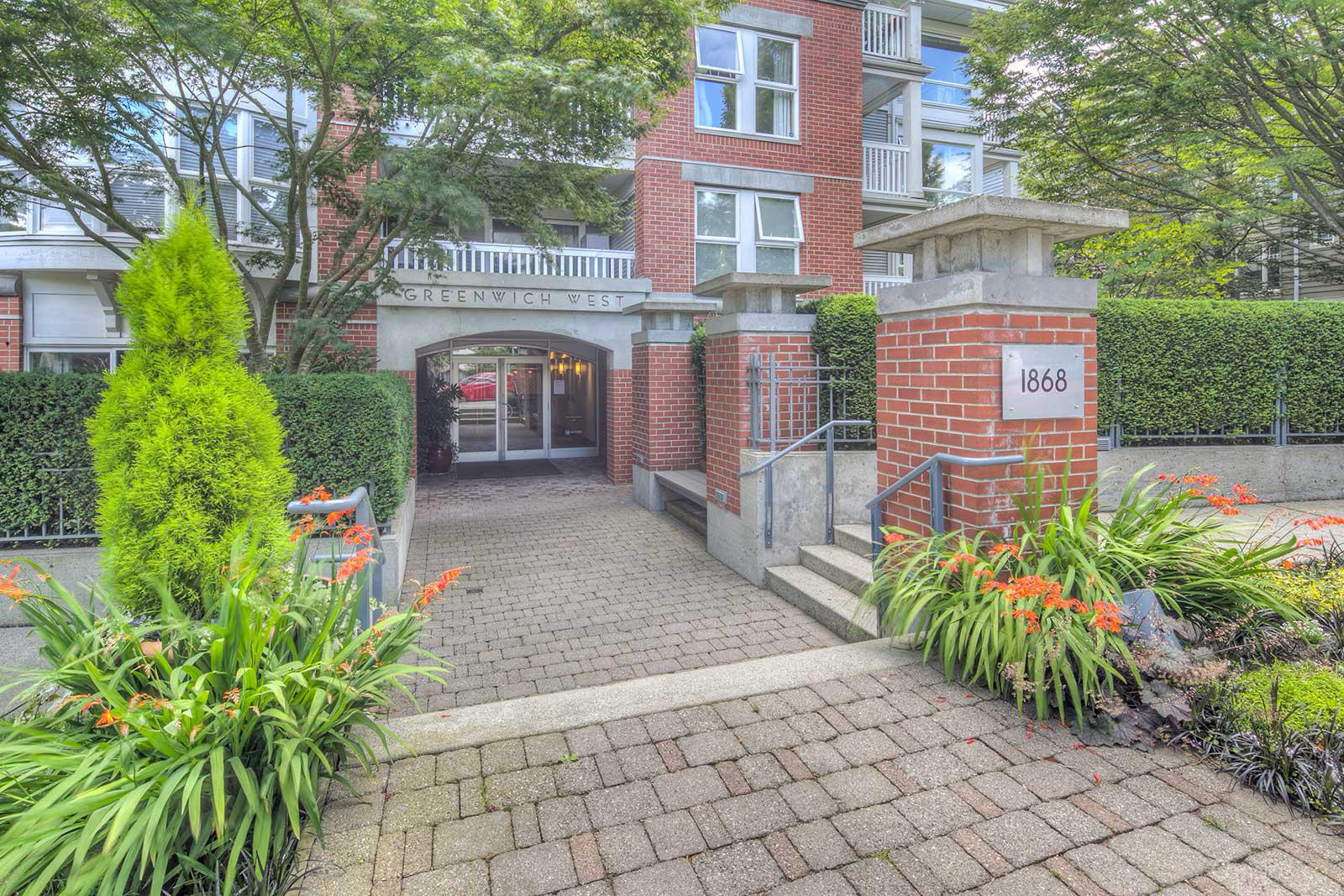 Greenwich at 1858 W 5th Ave, Vancouver 1
