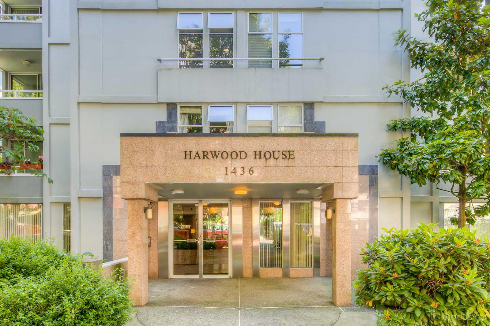 Harwood House at 1436 Harwood St, Vancouver 0