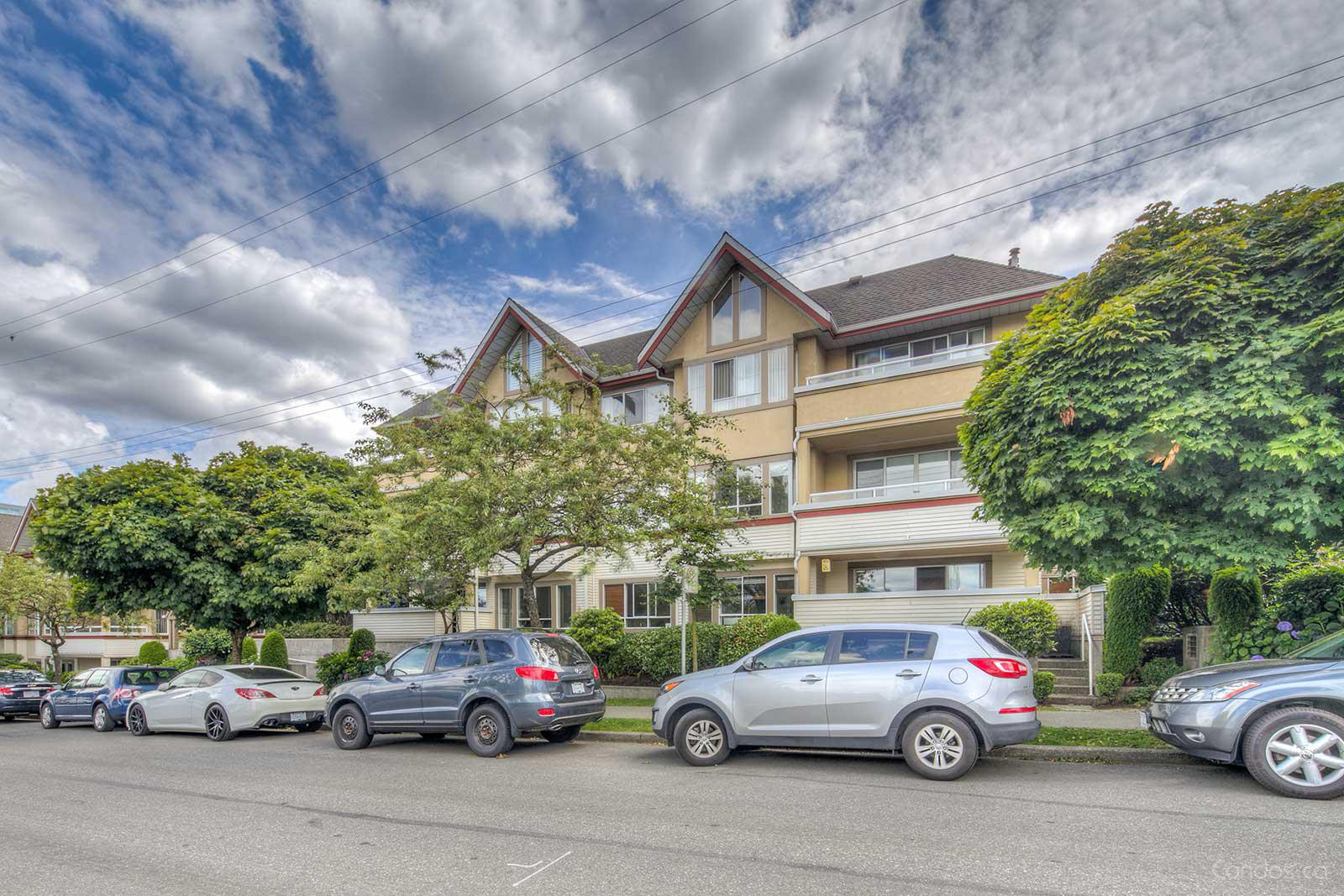 Heritage At Cypress at 1860 W 6th Ave, Vancouver 1