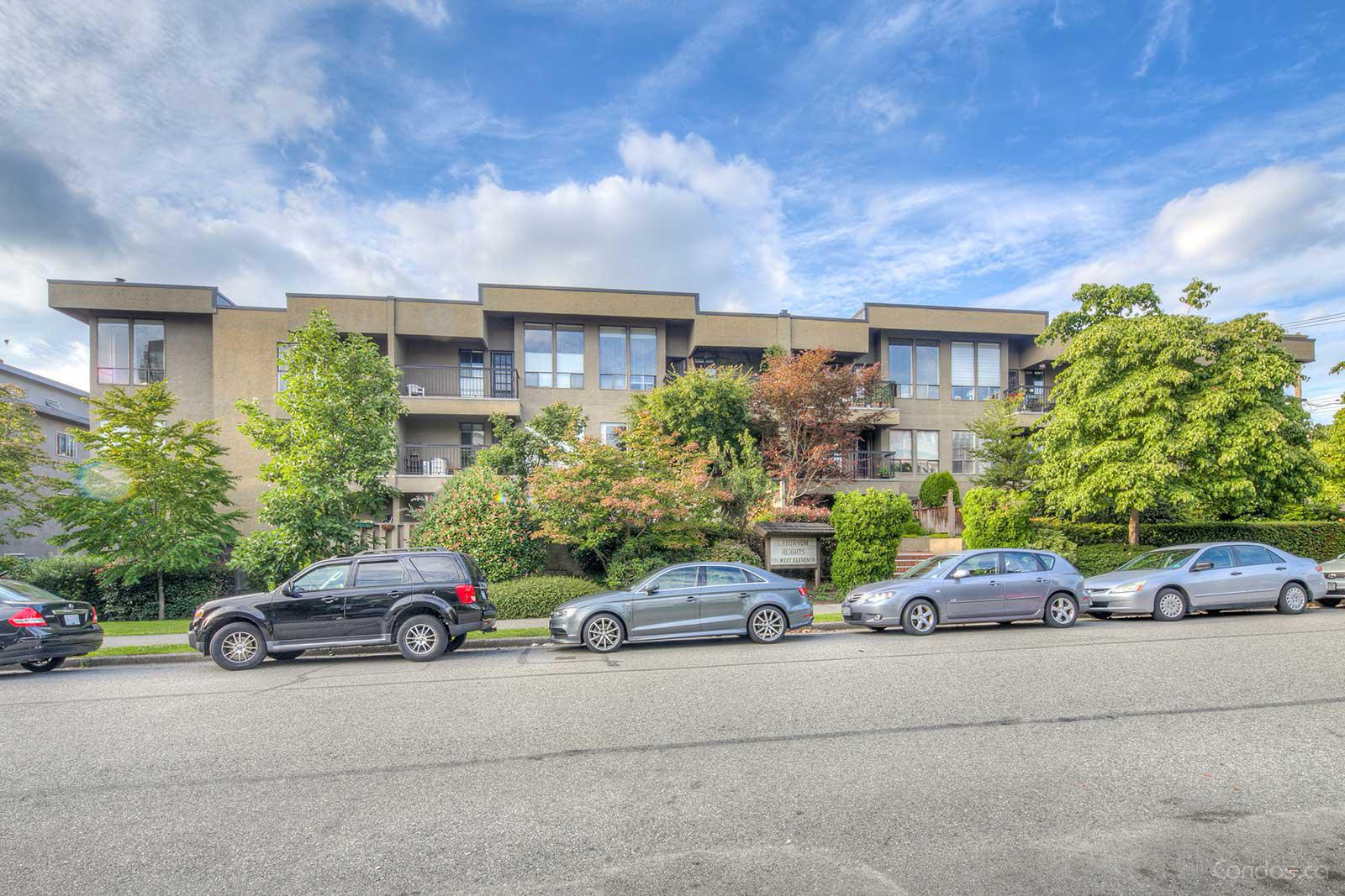 Laburnum Heights at 1551 W 11th Ave, Vancouver 0