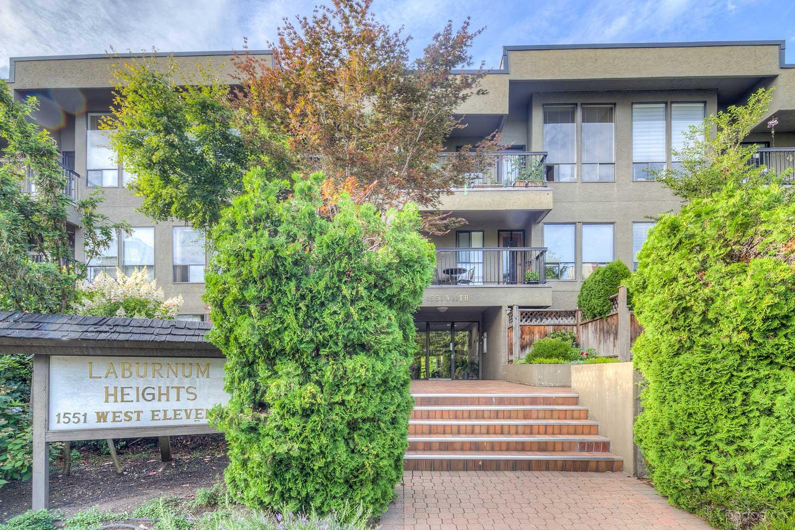 Laburnum Heights at 1551 W 11th Ave, Vancouver 1