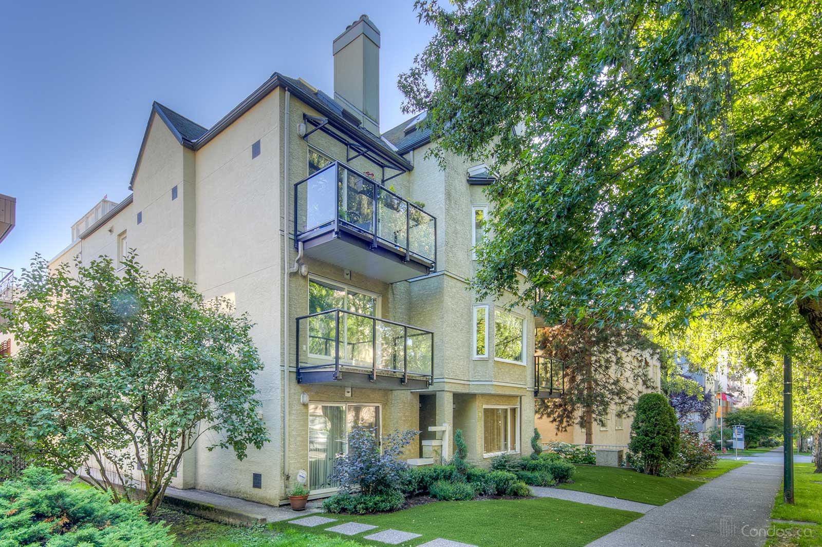 Mccoy Manor at 1554 Burnaby St, Vancouver 0