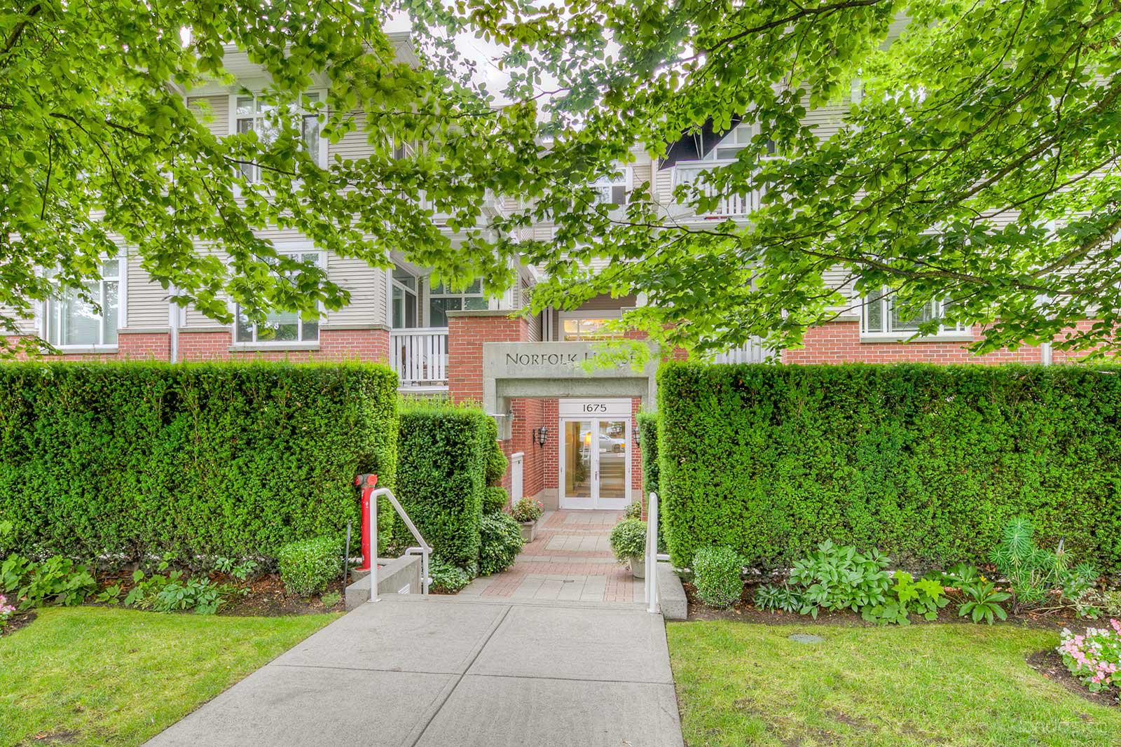 Norfolk House at 1675 W 10th Ave, Vancouver 1