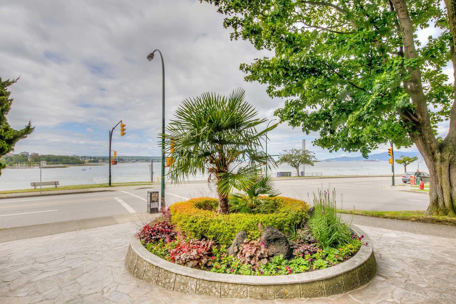 Plaza Del Mar at 1575 Beach Ave, Vancouver 1