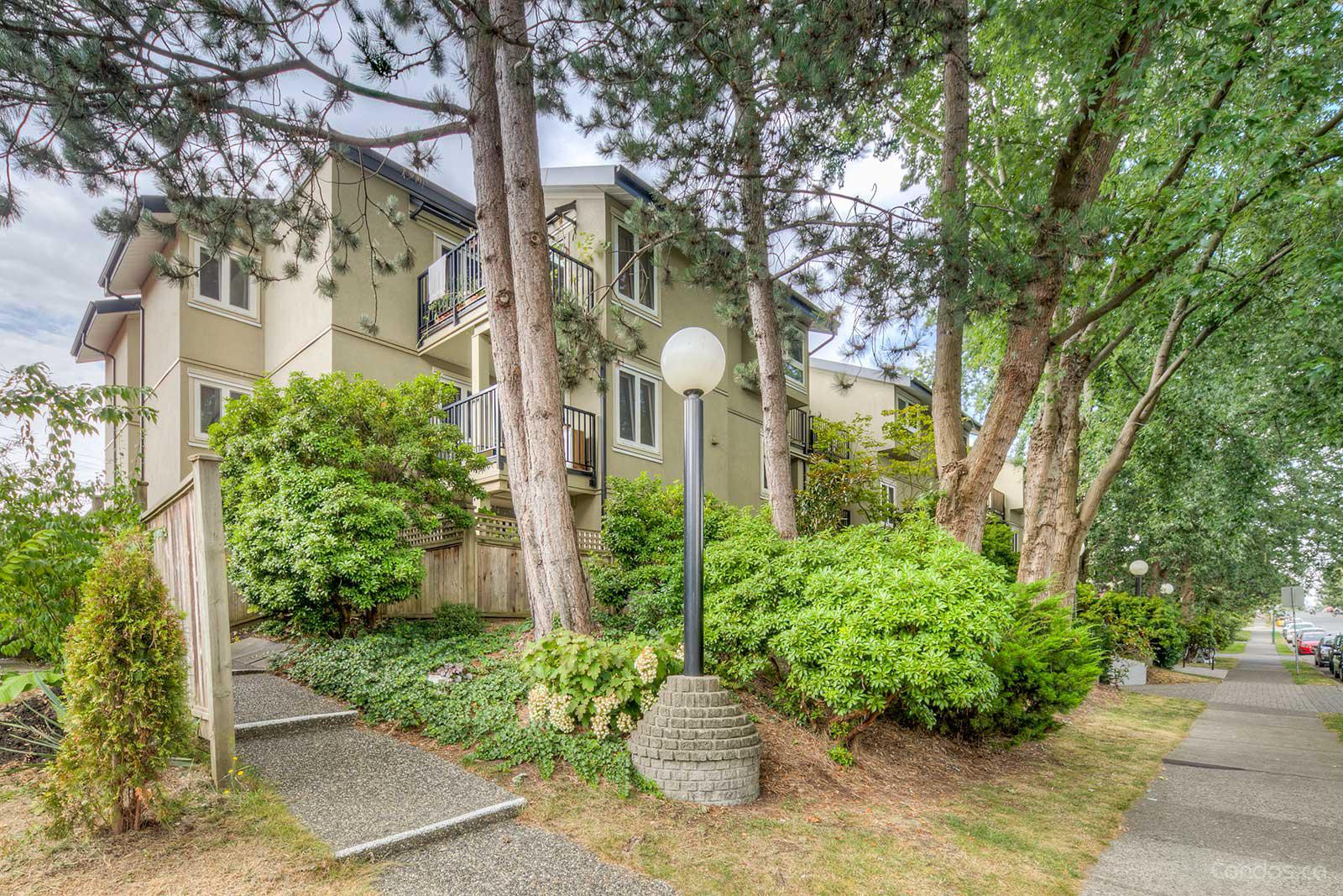 Ridgeway Place at 1450 E 7th Ave, Vancouver 0