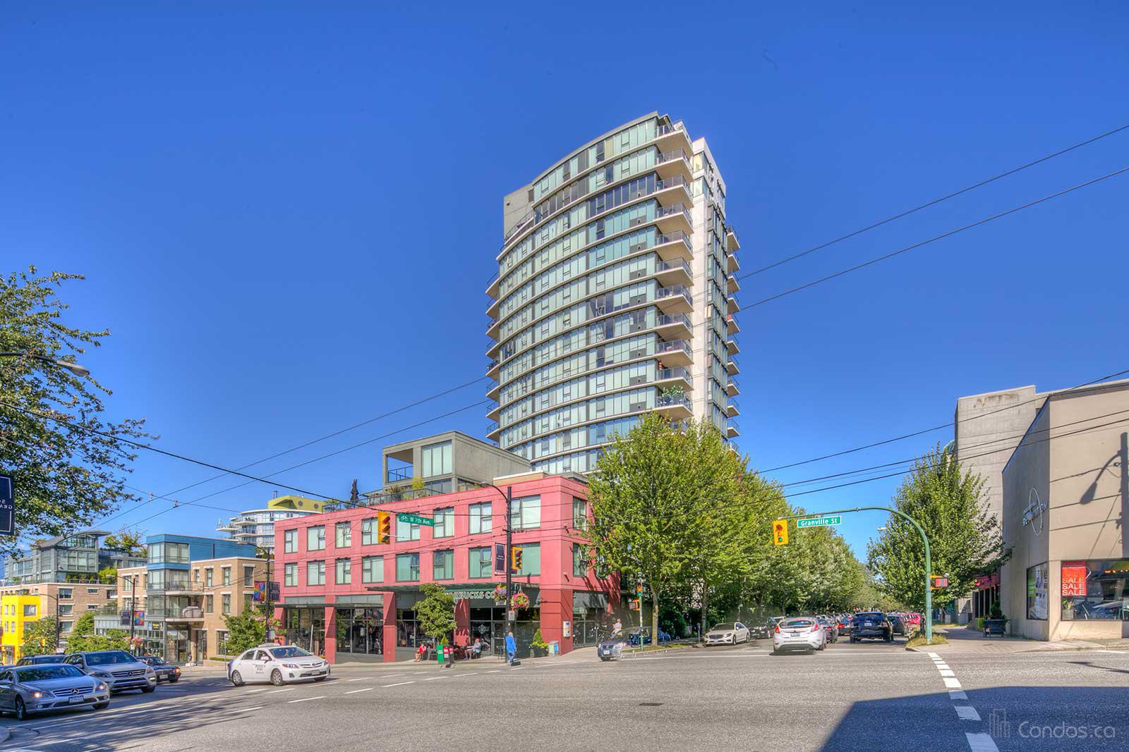 Siena of Portico at 1428 W 6th Ave, Vancouver 0