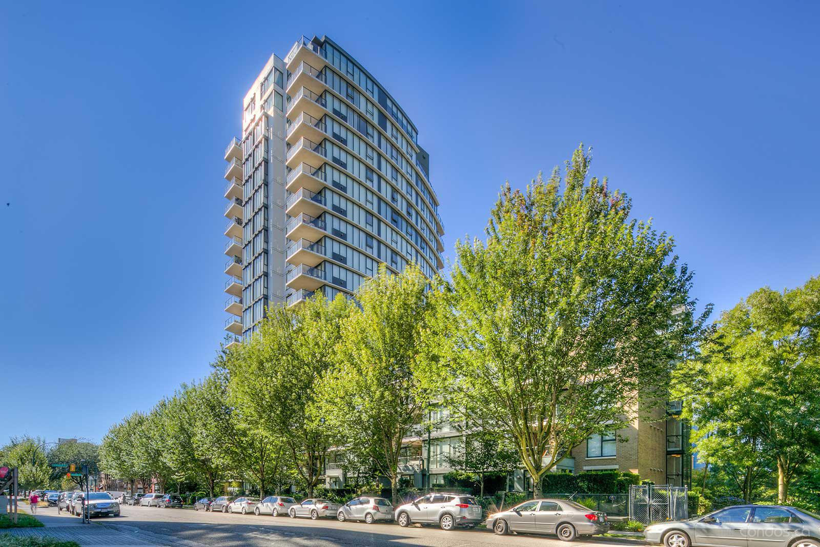 Siena of Portico at 1428 W 6th Ave, Vancouver 1