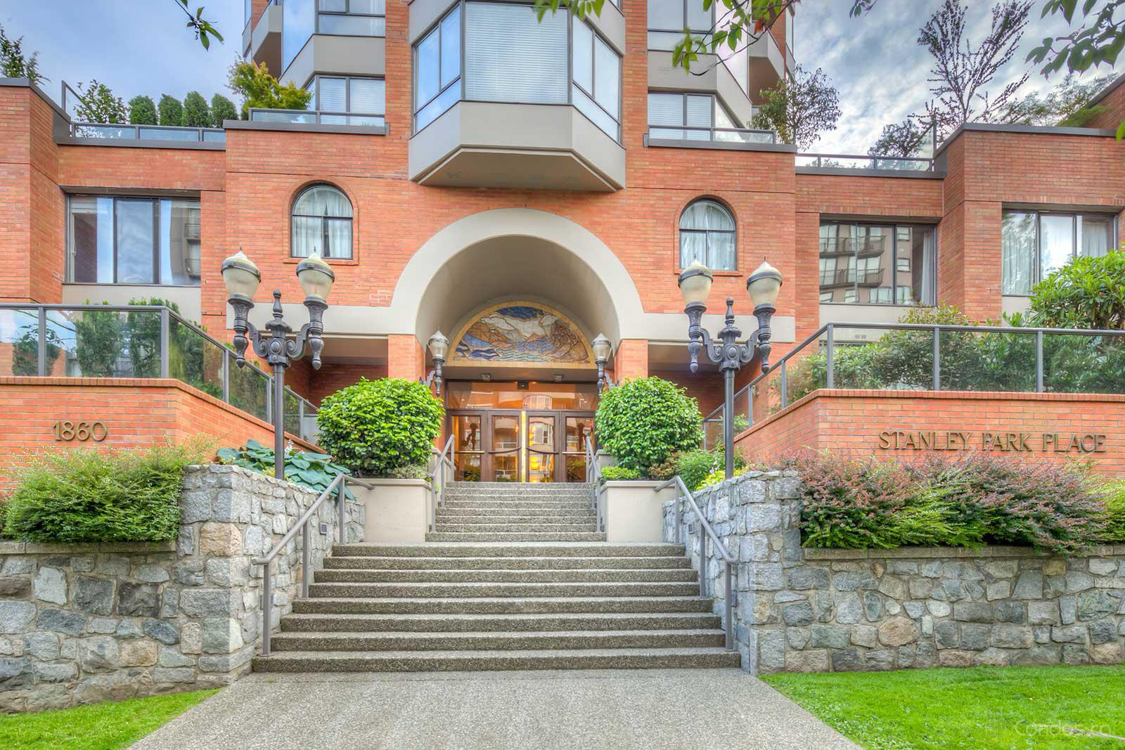 Stanley Park Place at 1860 Robson St, Vancouver 0