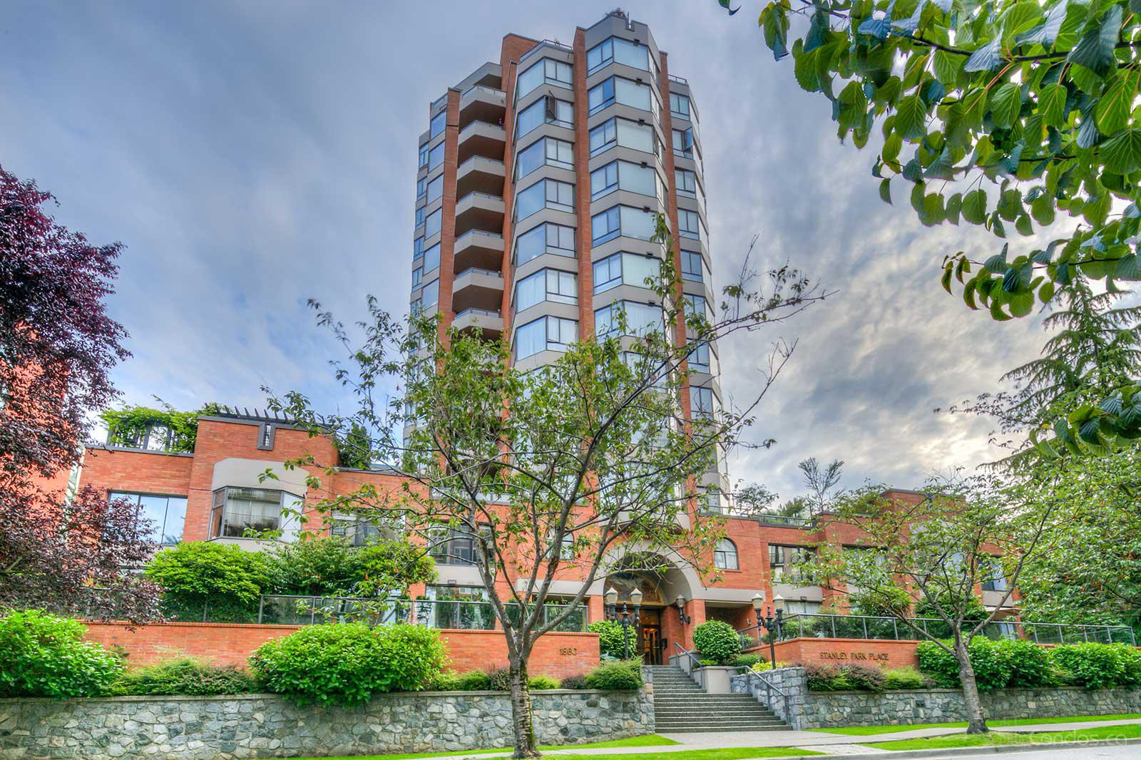 Stanley Park Place at 1860 Robson St, Vancouver 1