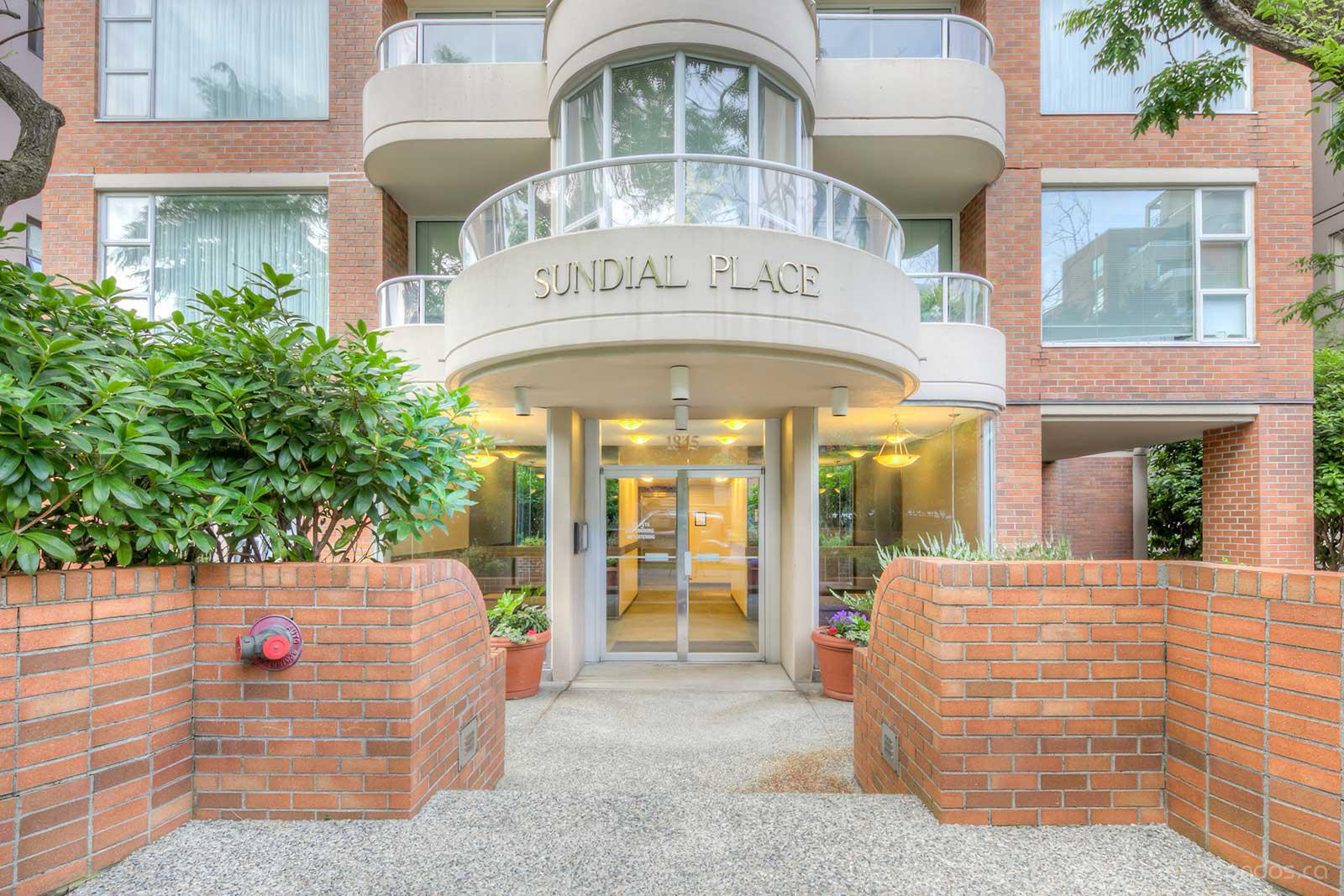 Sundial Place at 1845 Robson St, Vancouver 0