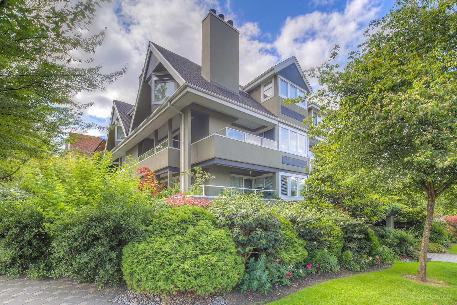 The Beaches at 1665 Arbutus St, Vancouver 1