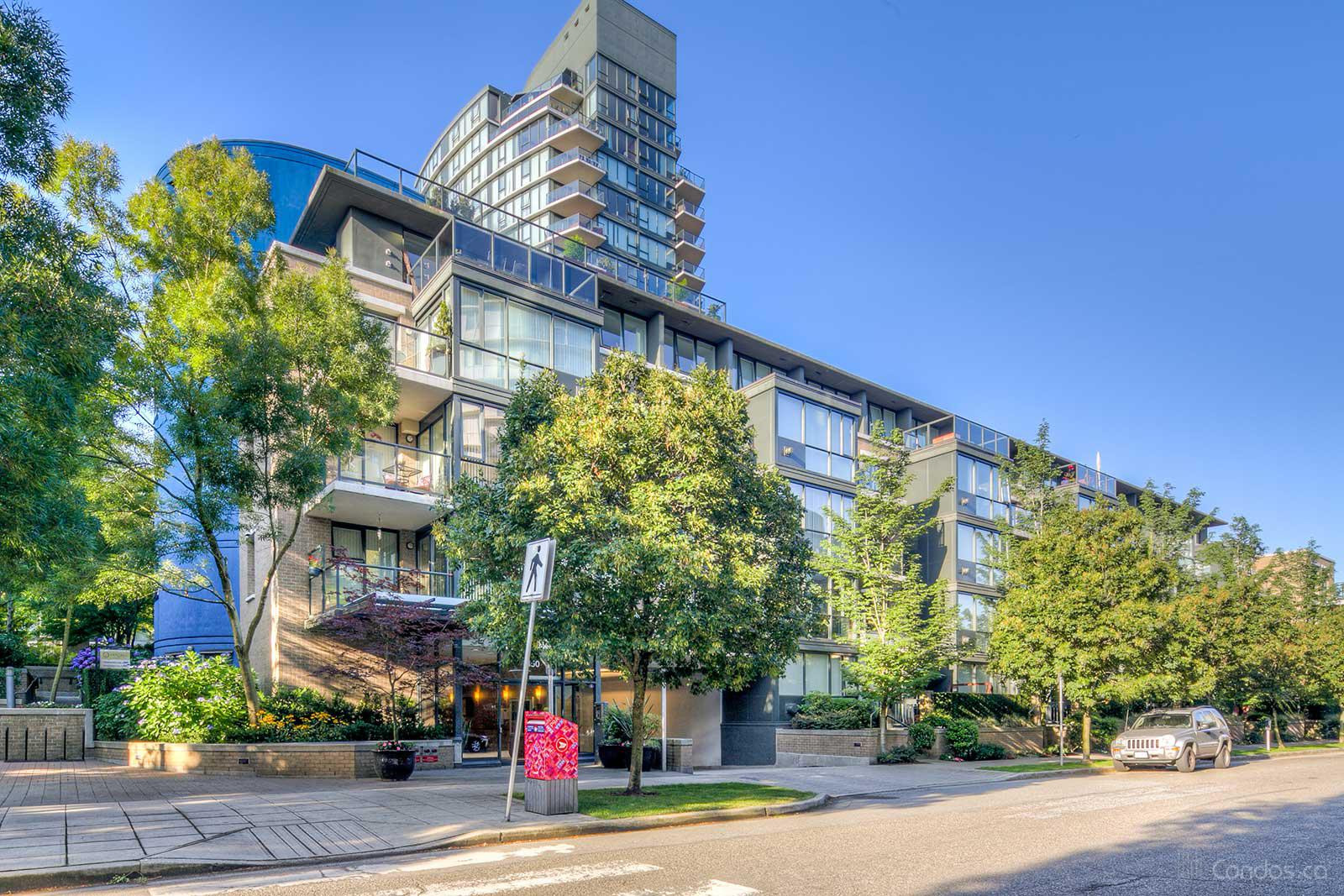 Verona of Portico at 1450 W 6th Ave, Vancouver 0