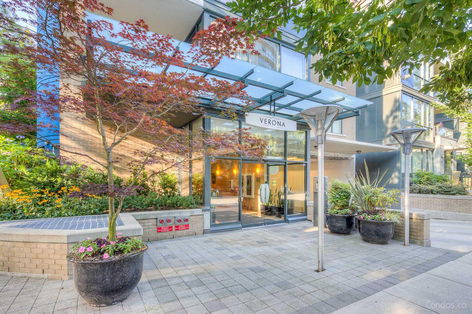 Verona of Portico at 1450 W 6th Ave, Vancouver 1