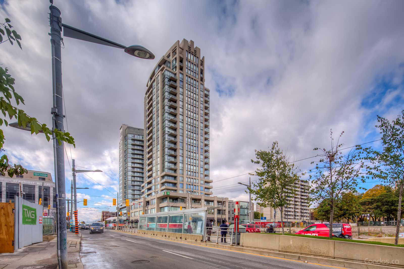 The Forest Hill at 500 St Clair Ave W, Toronto 1