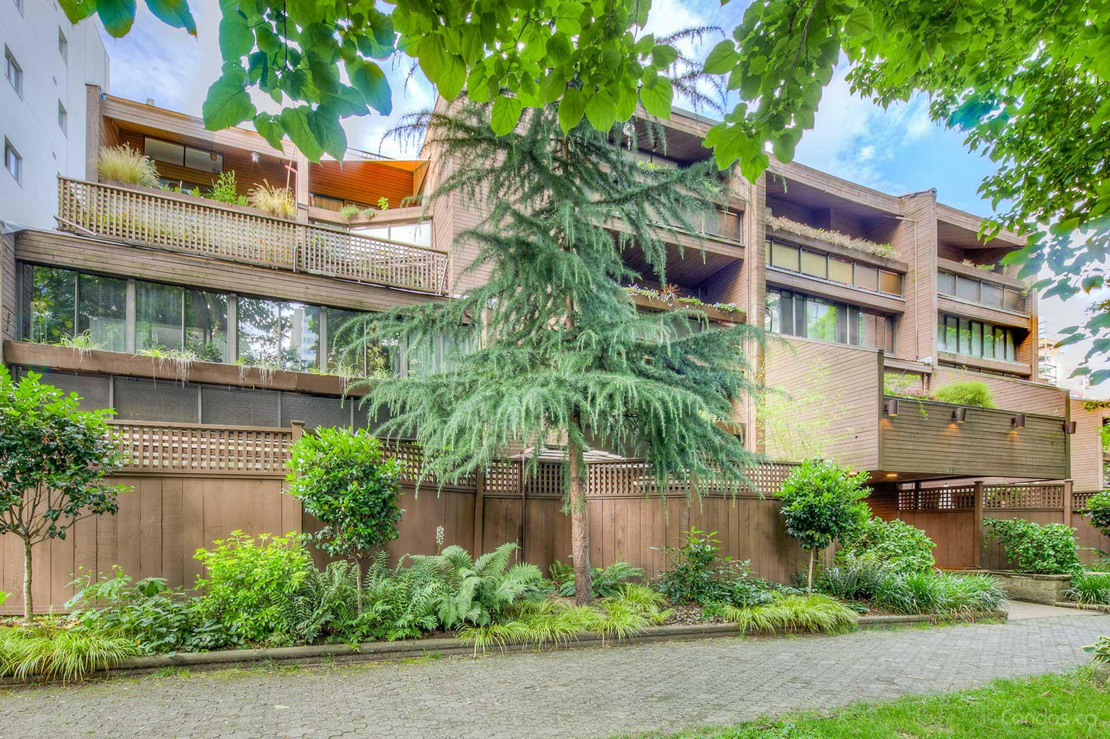 West Park at 1855 Nelson St, Vancouver 0