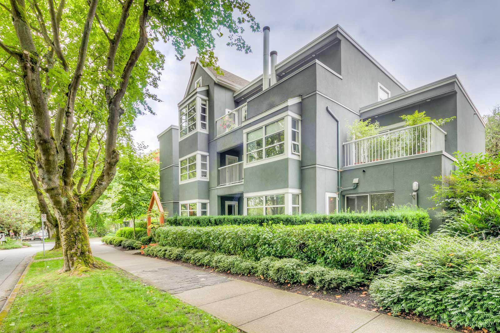 Westbriar at 1399 Barclay St, Vancouver 0