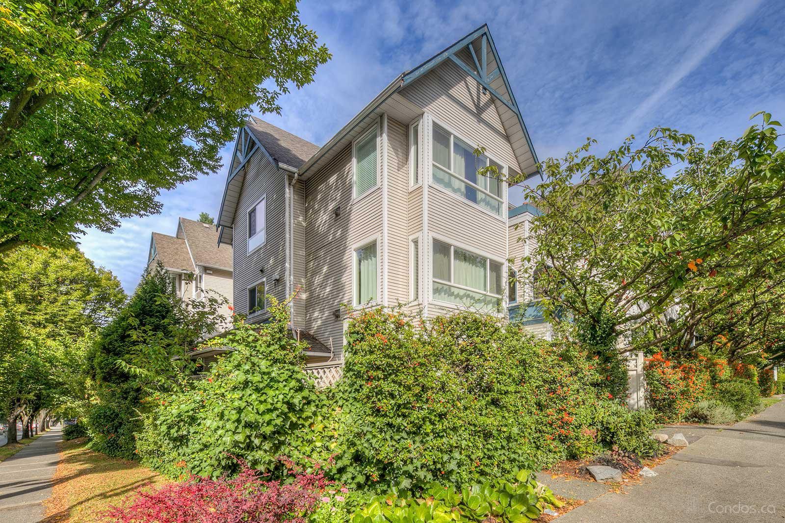 Woodland Court at 1641 Woodland Dr, Vancouver 0