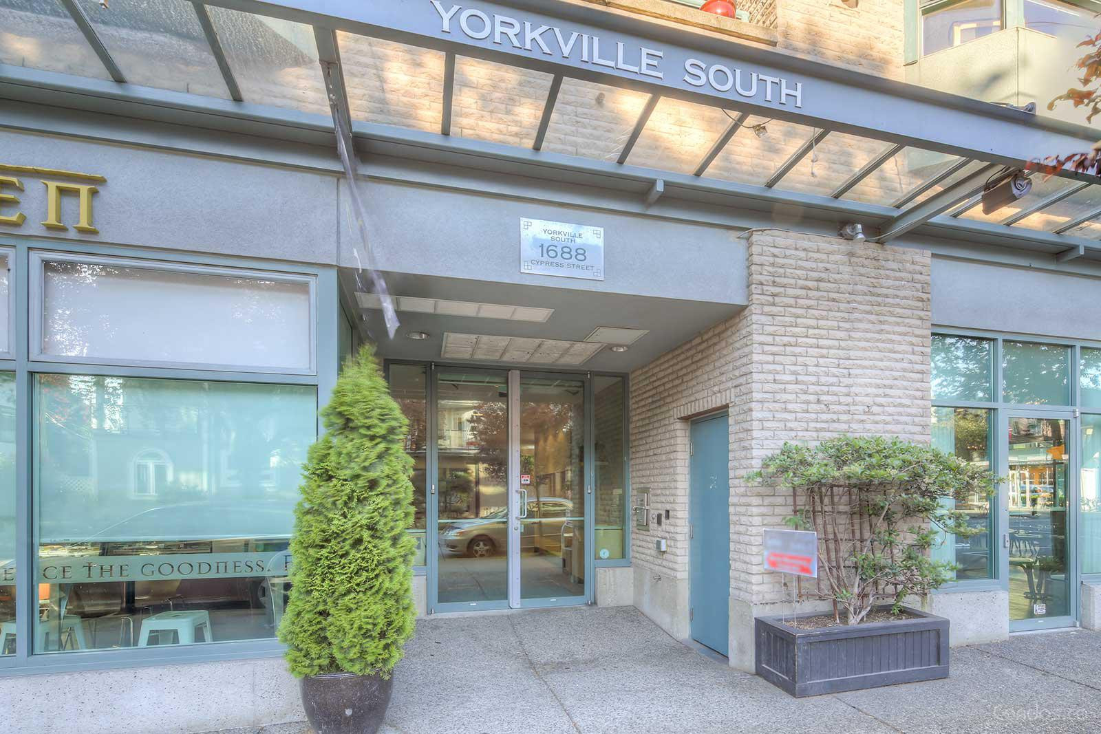 Yorkville South at 1688 Cypress St, Vancouver 0