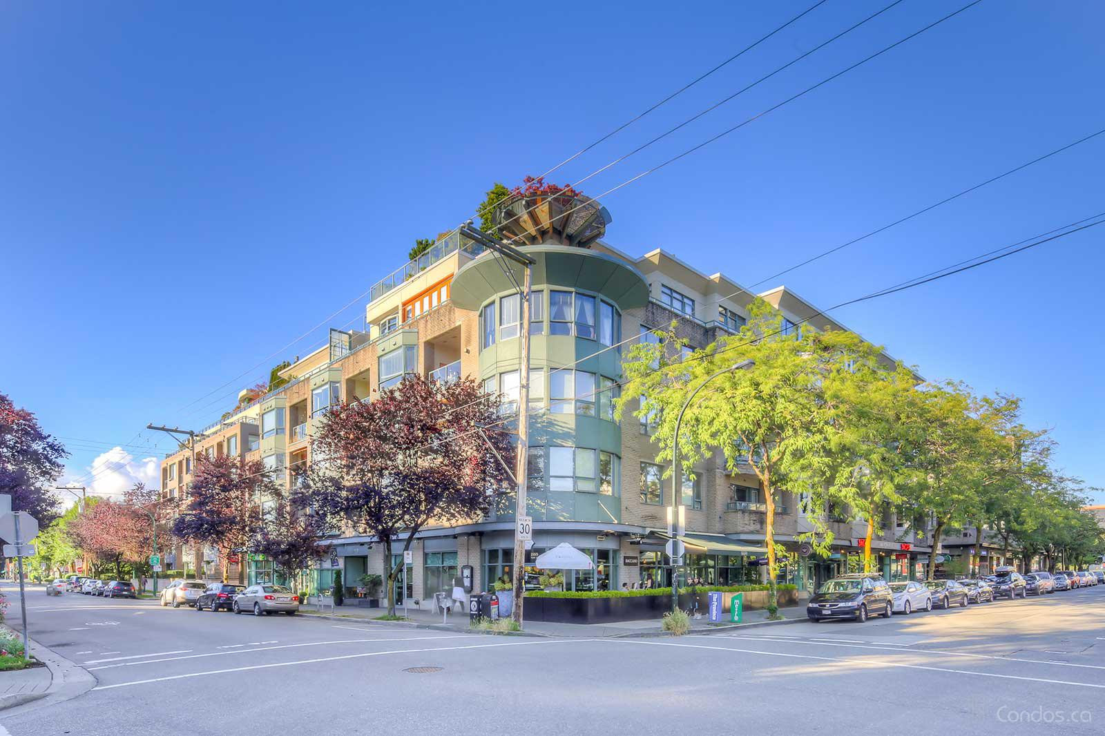 Yorkville South at 1688 Cypress St, Vancouver 1